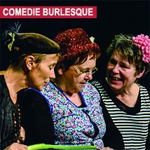 Théâtre burlesque à Cambes